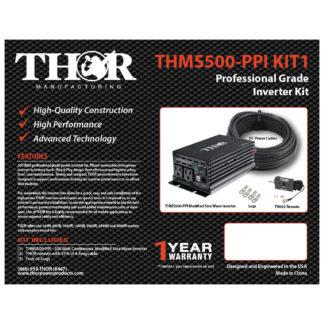 THMS-PPI Series Kits