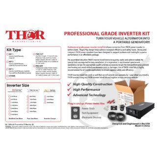 THMS Pro Series Kits